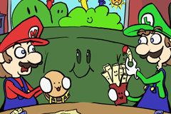 Mushroom Kingdom Cuisine