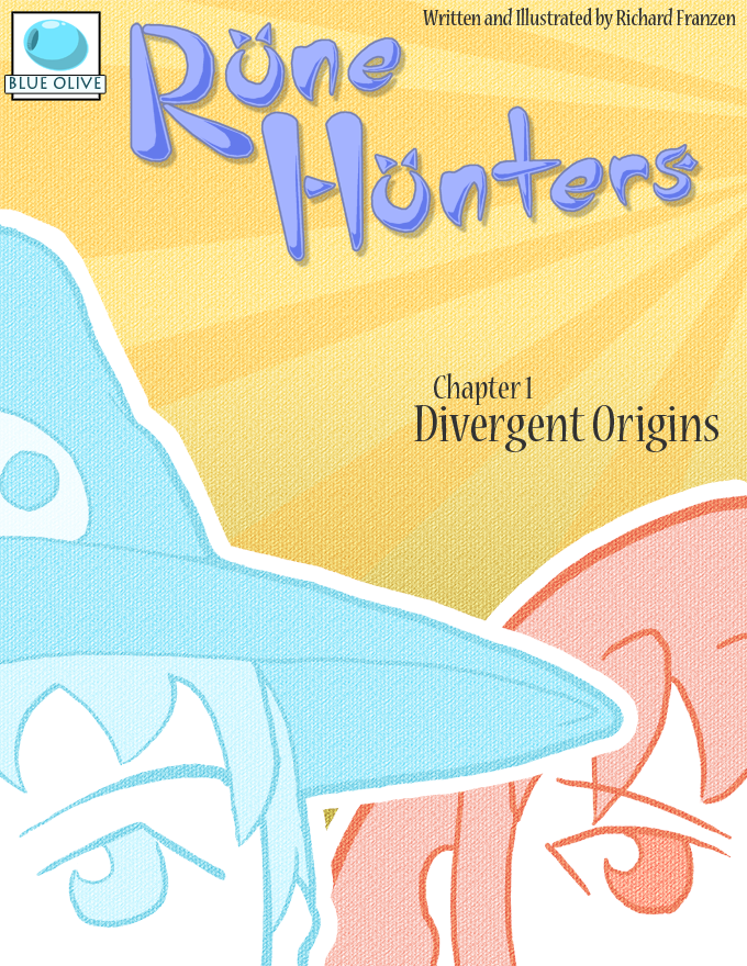 Rune Hunters – Chapter 1 Cover
