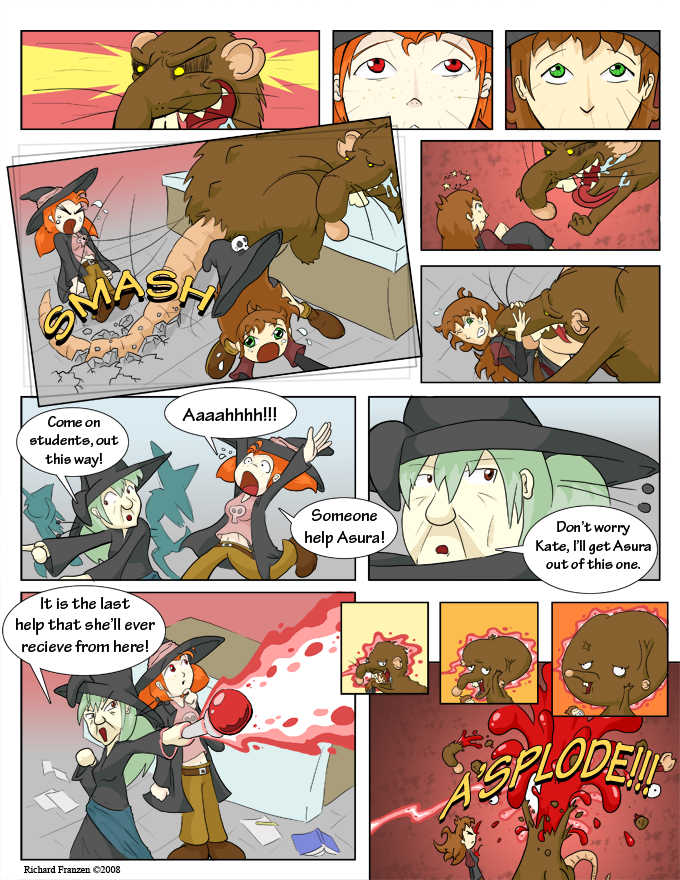 Rune Hunters &#8211; Chapter 1 Page 4