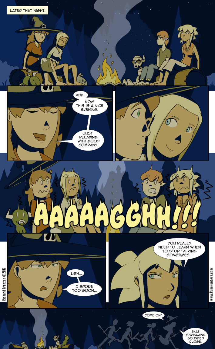 Rune Hunters – Chapter 14 Page 6