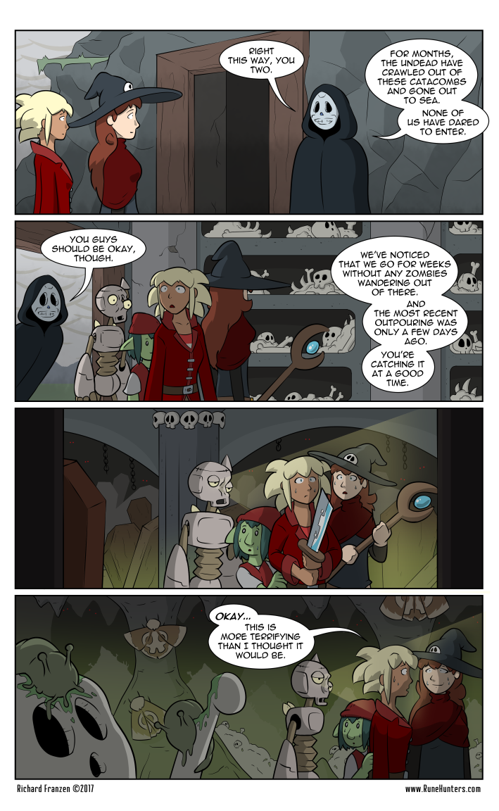 Rune Hunters – Chapter 15 Page 6