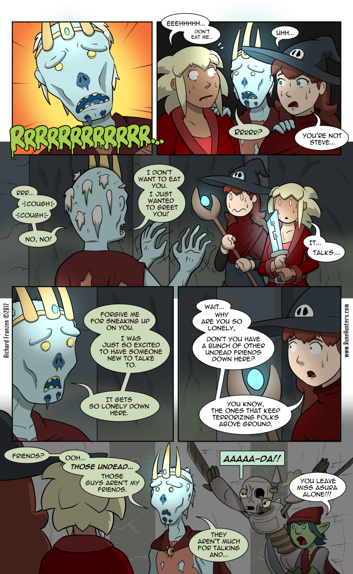 Rune Hunters – Chapter 15 Page 9