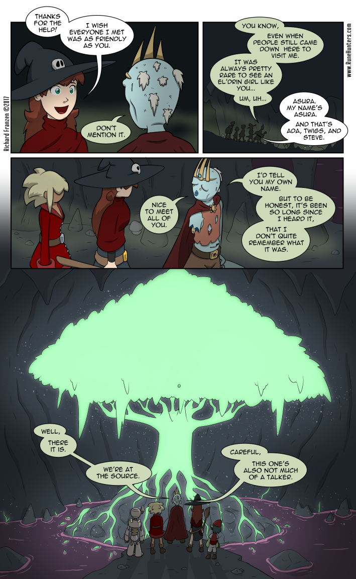 Rune Hunters – Chapter 15 Page 11