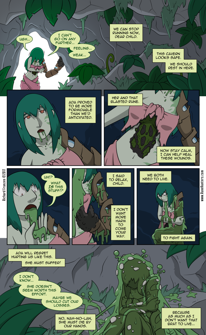 Rune Hunters – Chapter 16 Page 1