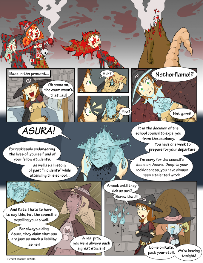 Rune Hunters – Chapter 1 Page 5