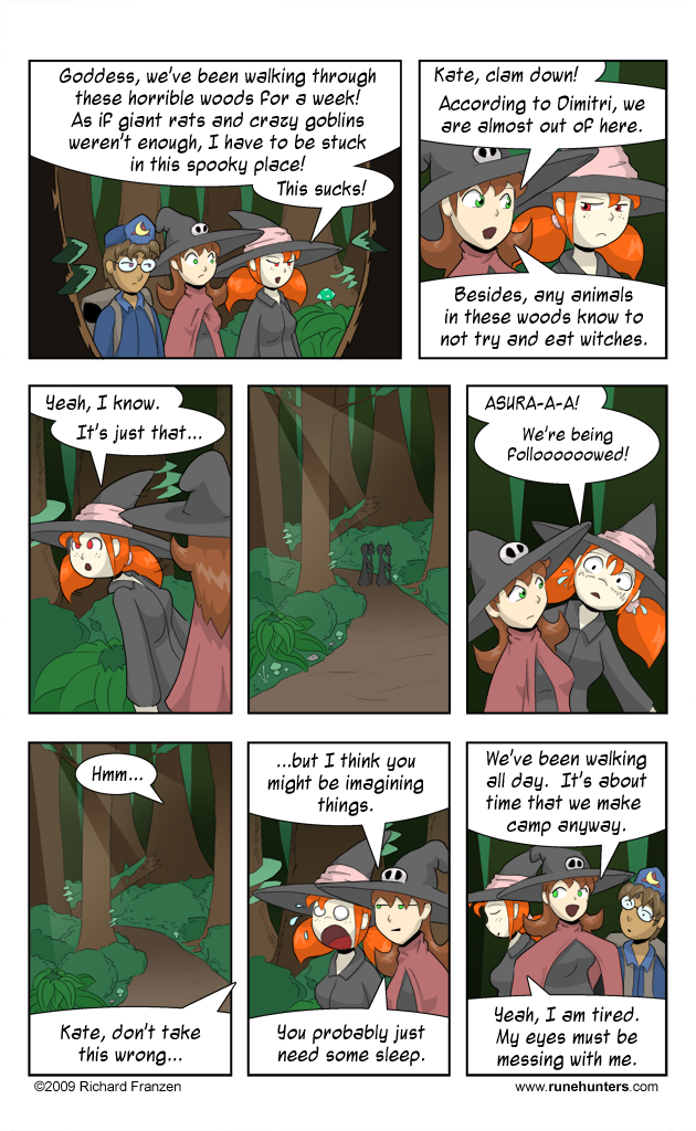 Rune Hunters – Chapter 3 Page 2
