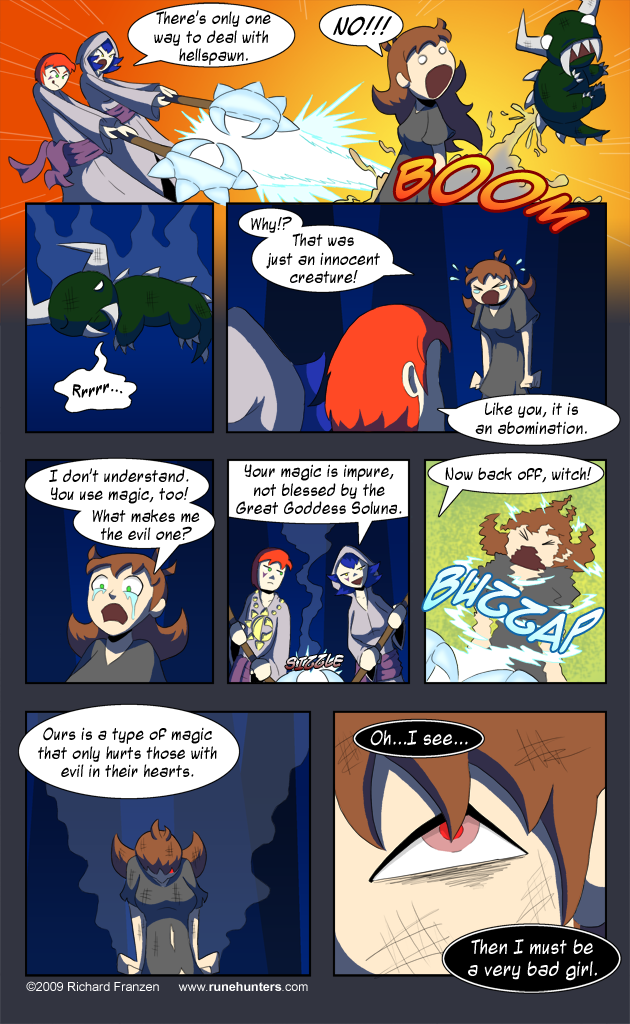 Rune Hunters – Chapter 3 Page 8