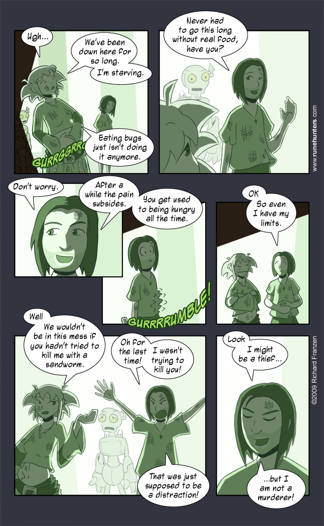 Rune Hunters – Chapter 4 Page 2