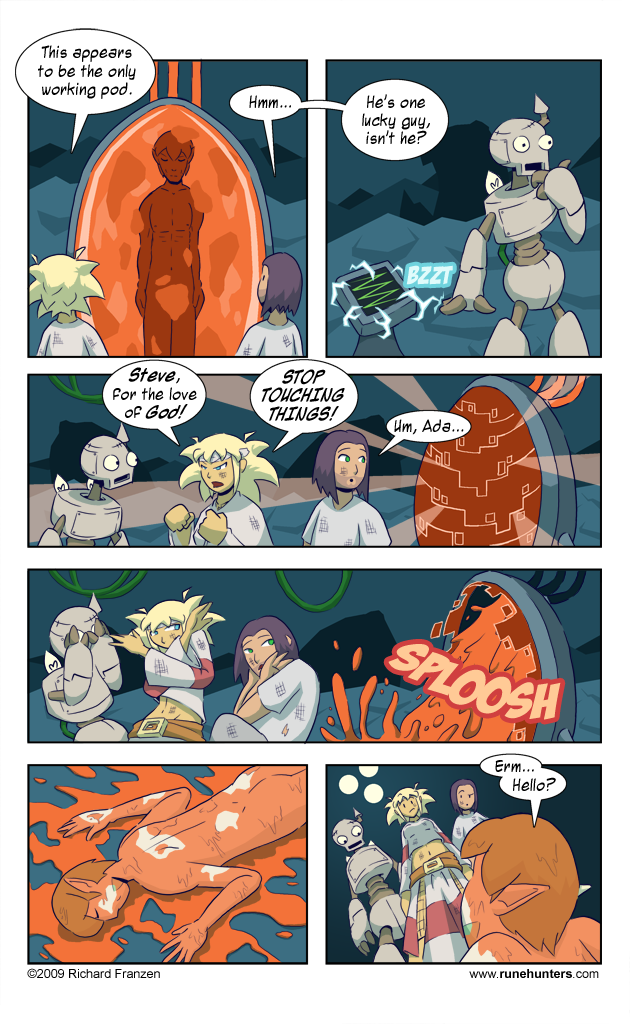 Rune Hunters – Chapter 4 Page 7