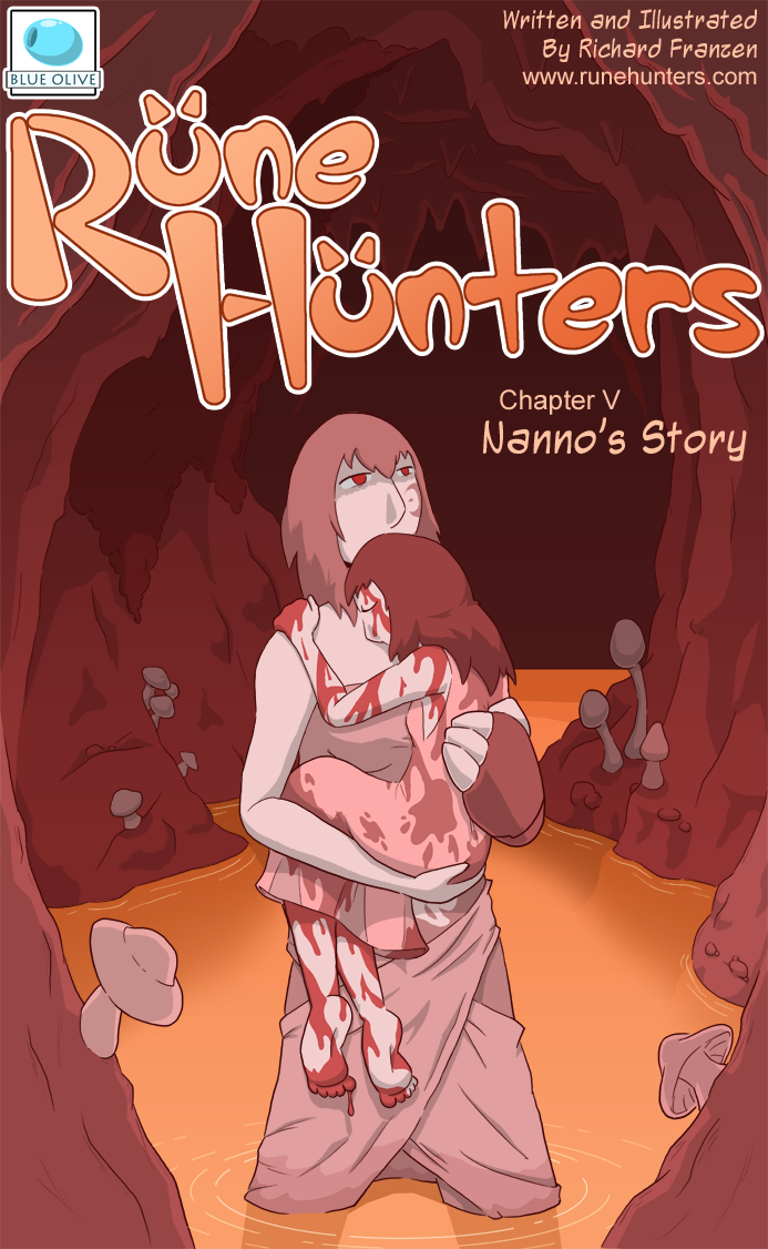 Rune Hunters – Chapter 5 Cover