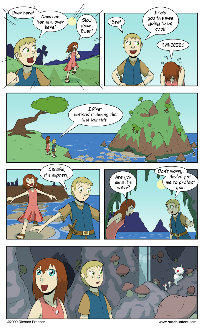 Rune Hunters – Chapter 5 Page 2