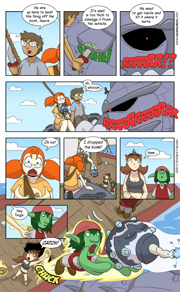 Rune Hunters – Chapter 6 Page 12