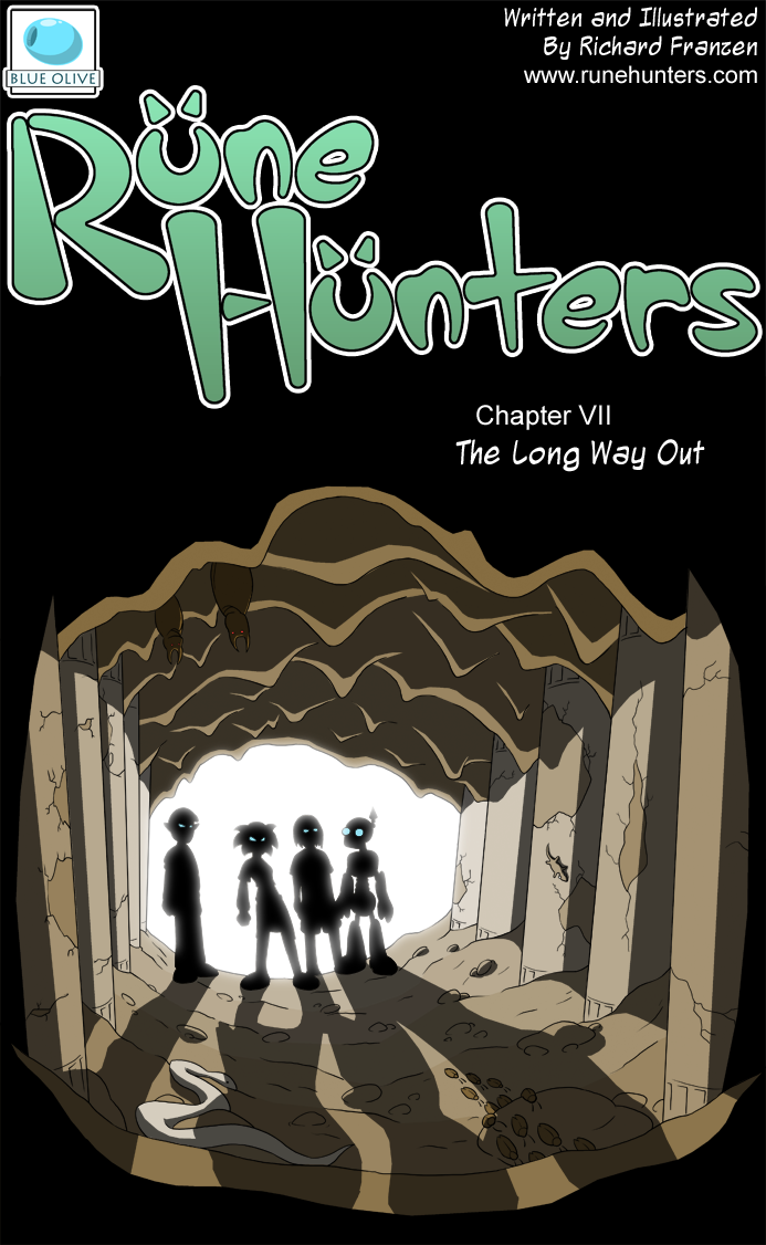 Rune Hunters – Chapter 7 Cover