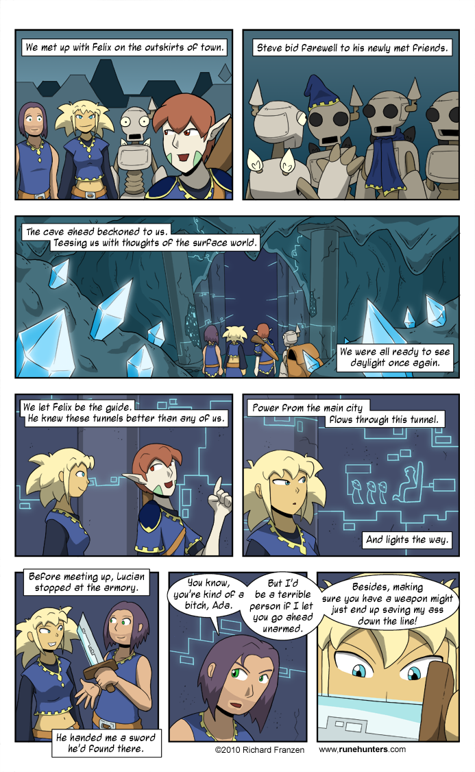 Rune Hunters – Chapter 7 Page 4