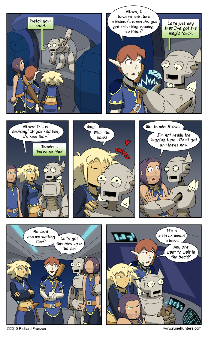 Rune Hunters – Chapter 7 Page 10