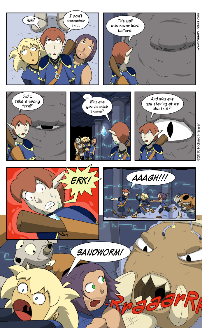 Rune Hunters – Chapter 7 Page 6
