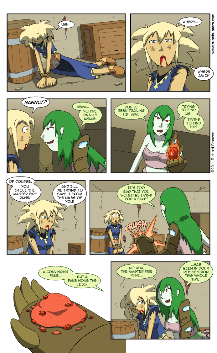 Rune Hunters – Chapter 9 Page 13