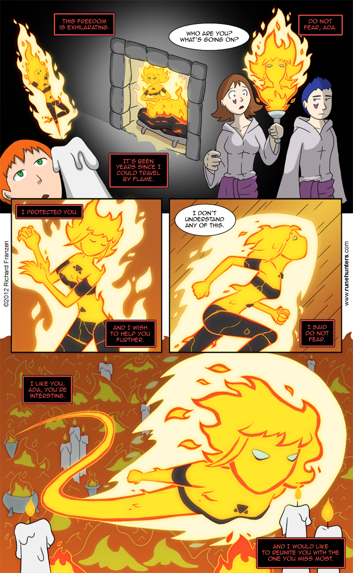 Rune Hunters – Chapter 11 Page 1
