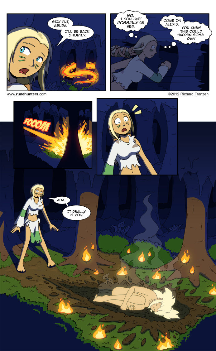 Rune Hunters – Chapter 11 Page 3