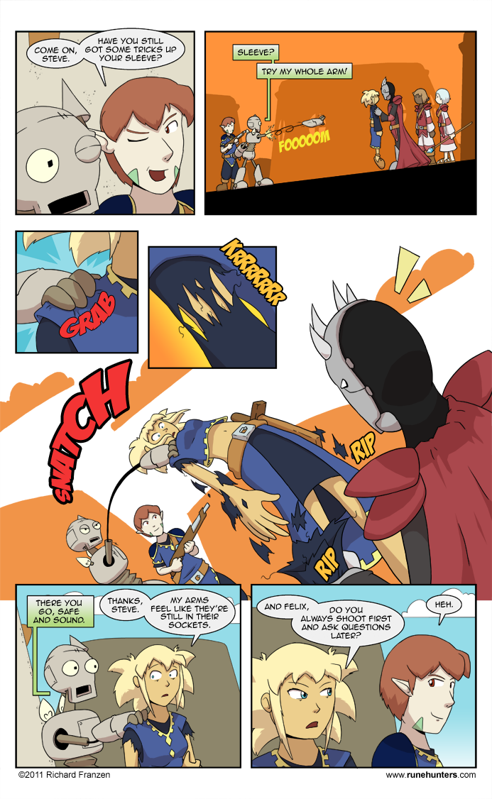 Rune Hunters – Chapter 9 Page 6