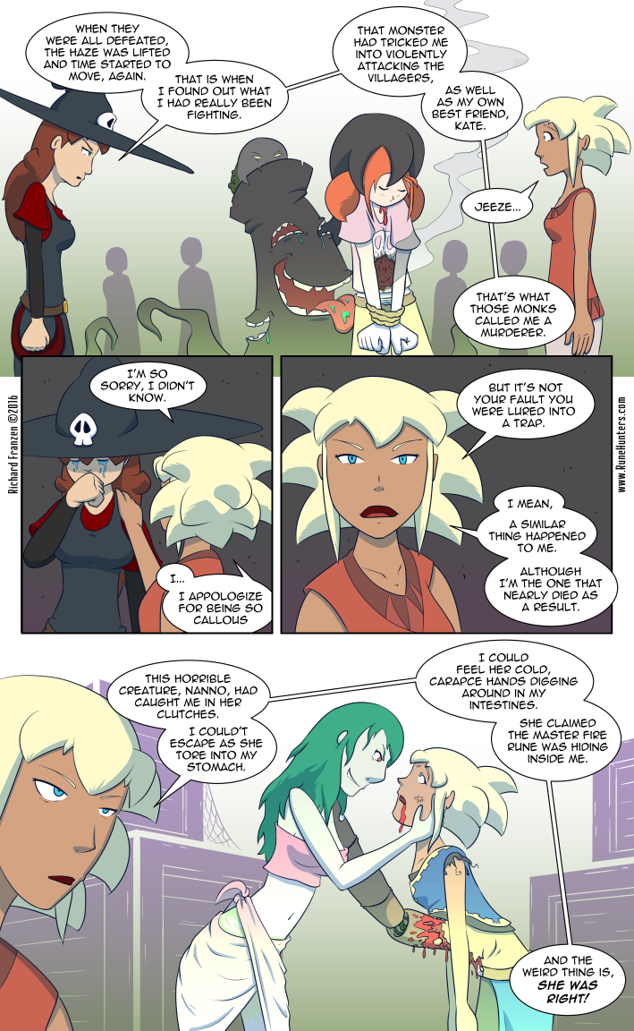 Rune Hunters – Chapter 13 Page 2