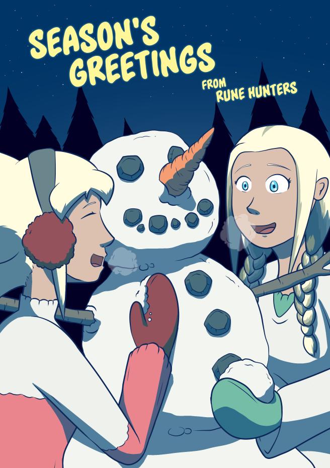 A Rune Hunters Holiday – 2016