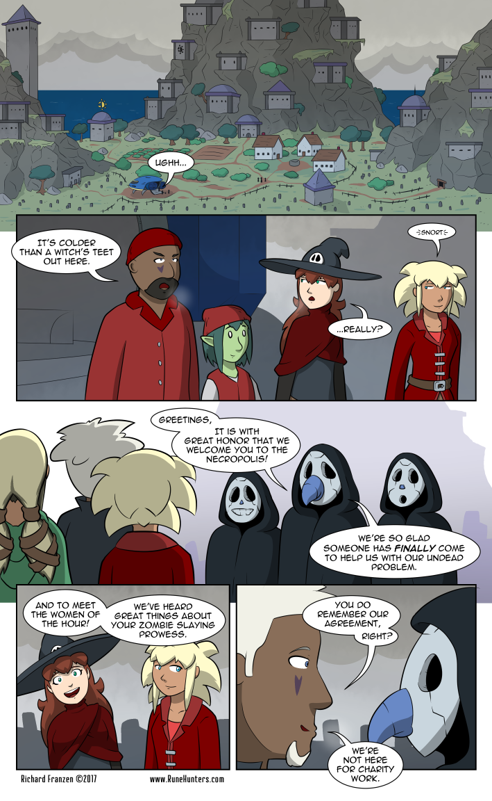 Rune Hunters – Chapter 15 Page 4