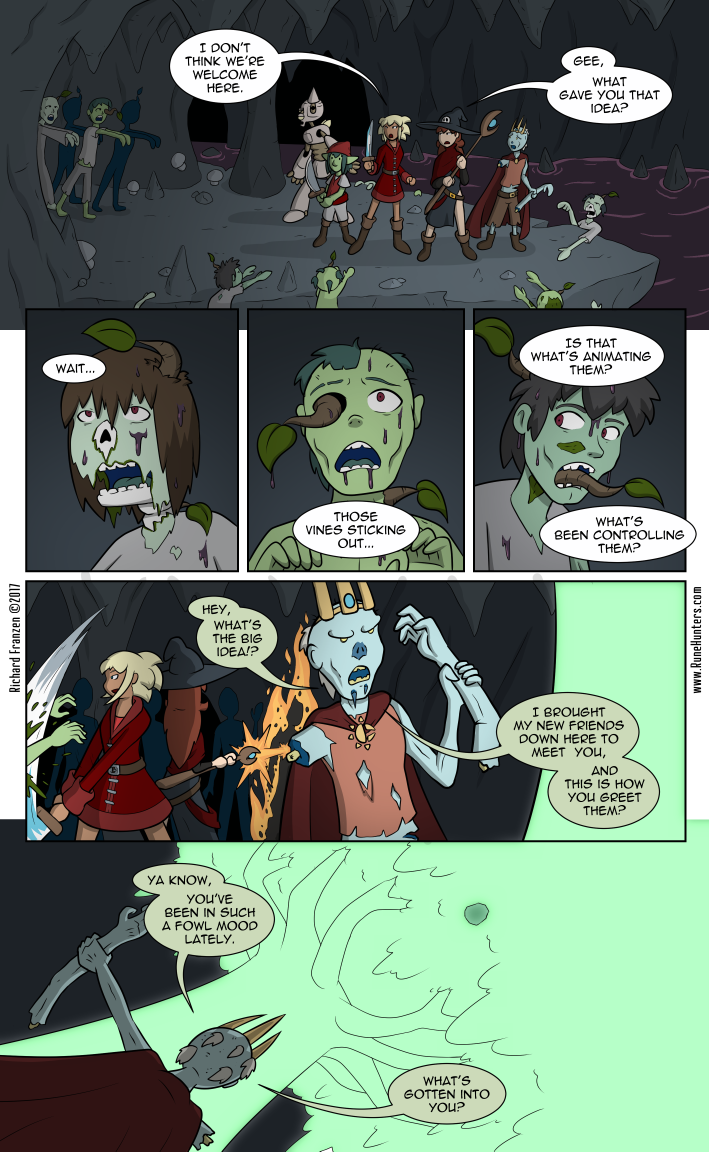 Rune Hunters – Chapter 15 Page 12