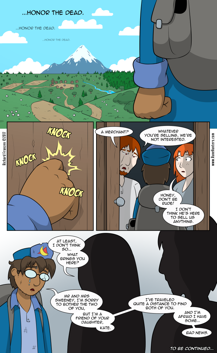Rune Hunters – Chapter 15 Page 18