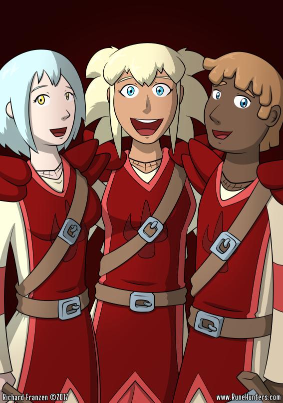 Ada's Crew