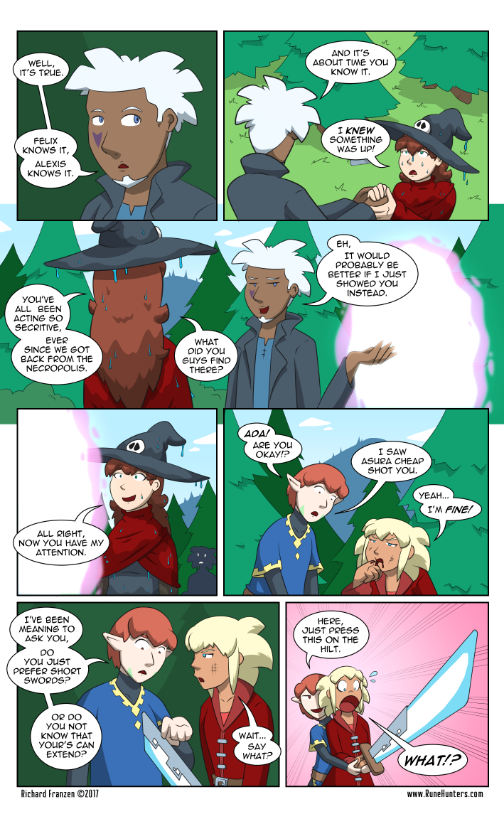 Rune Hunters – Chapter 16 Page 4