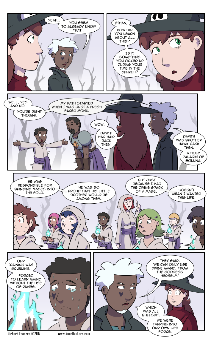 Rune Hunters – Chapter 16 Page 7