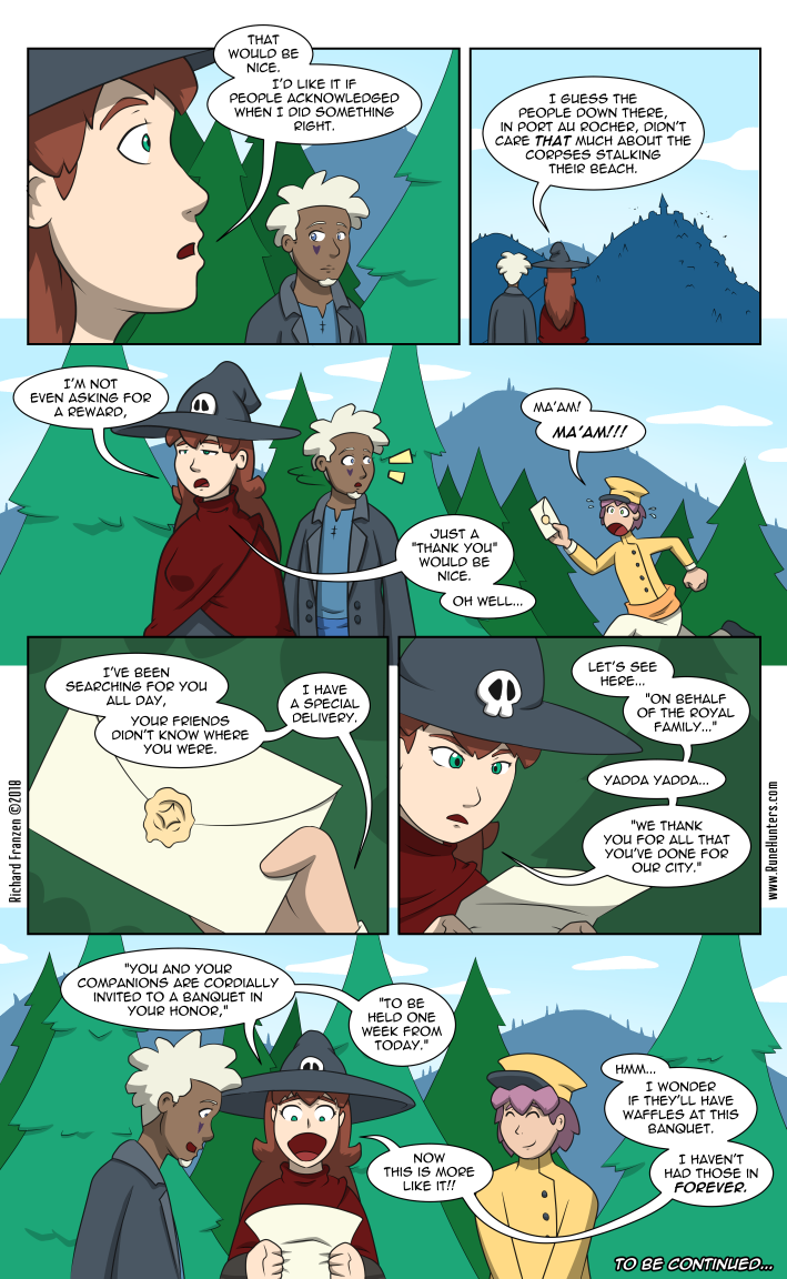 Rune Hunters – Chapter 16 Page 15