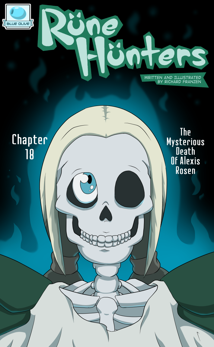 Rune Hunters – Chapter 18 Cover