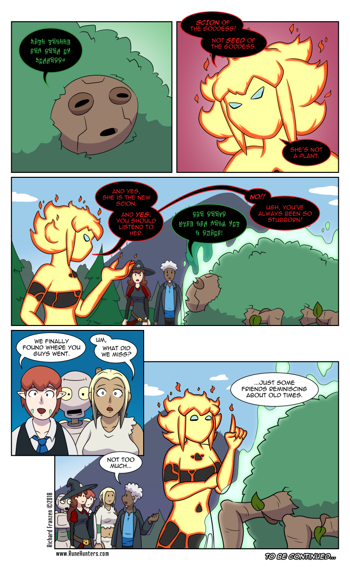 Rune Hunters – Chapter 18 Page 15