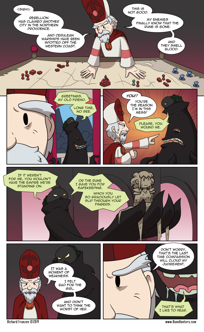 Rune Hunters – Chapter 19 Page 8