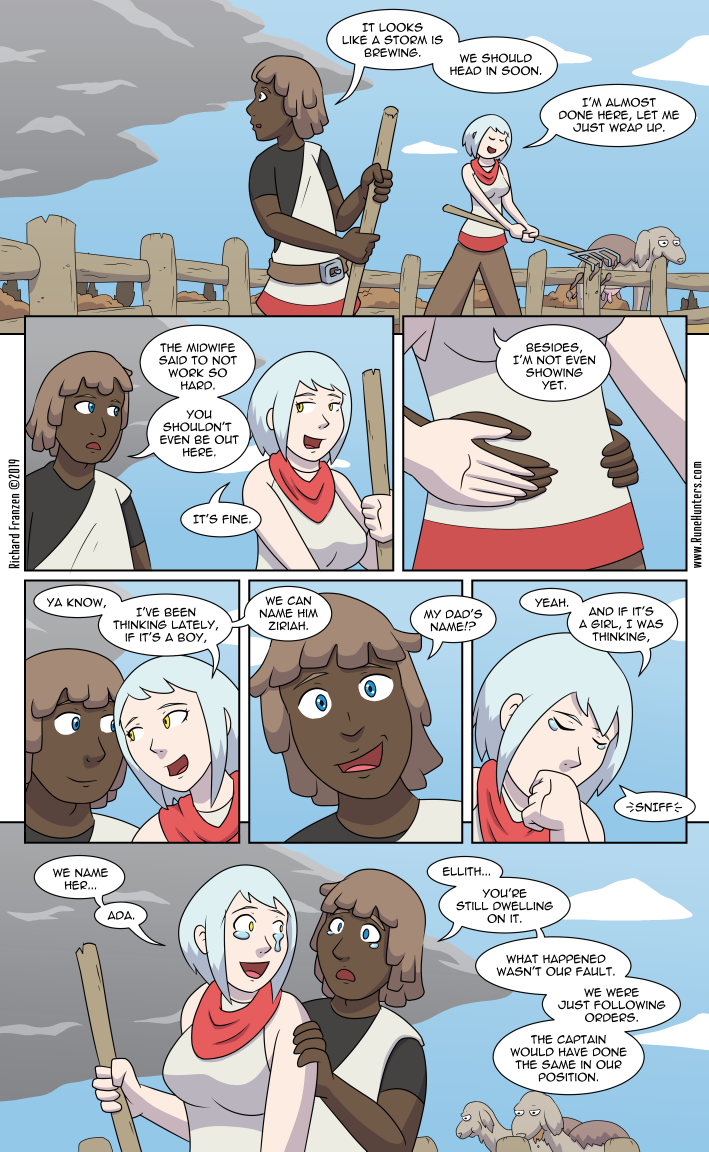 Rune Hunters – Chapter 19 Page 9