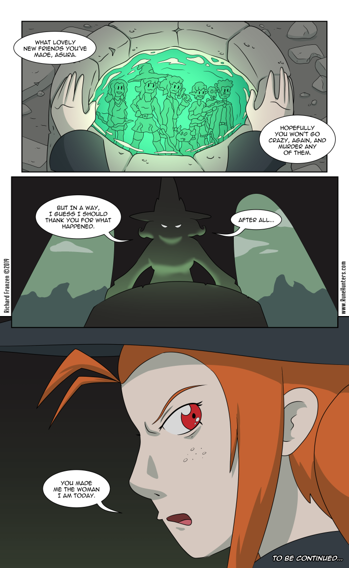 Rune Hunters – Chapter 19 Page 16