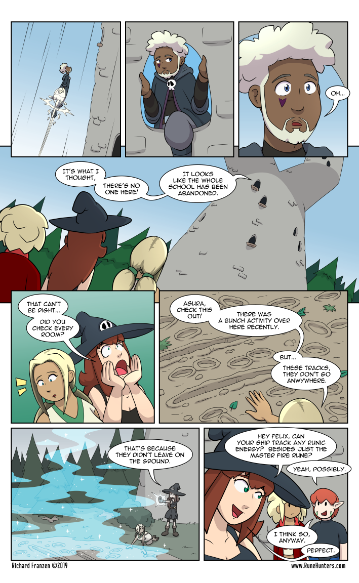 Rune Hunters – Chapter 20 Page 6