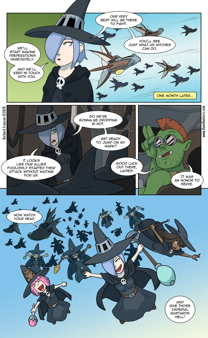 Rune Hunters – Chapter 21 Page 3