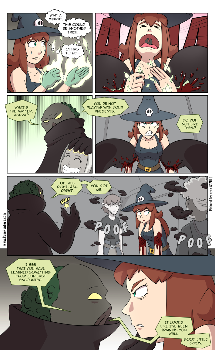 Rune Hunters – Chapter 21 Page 6