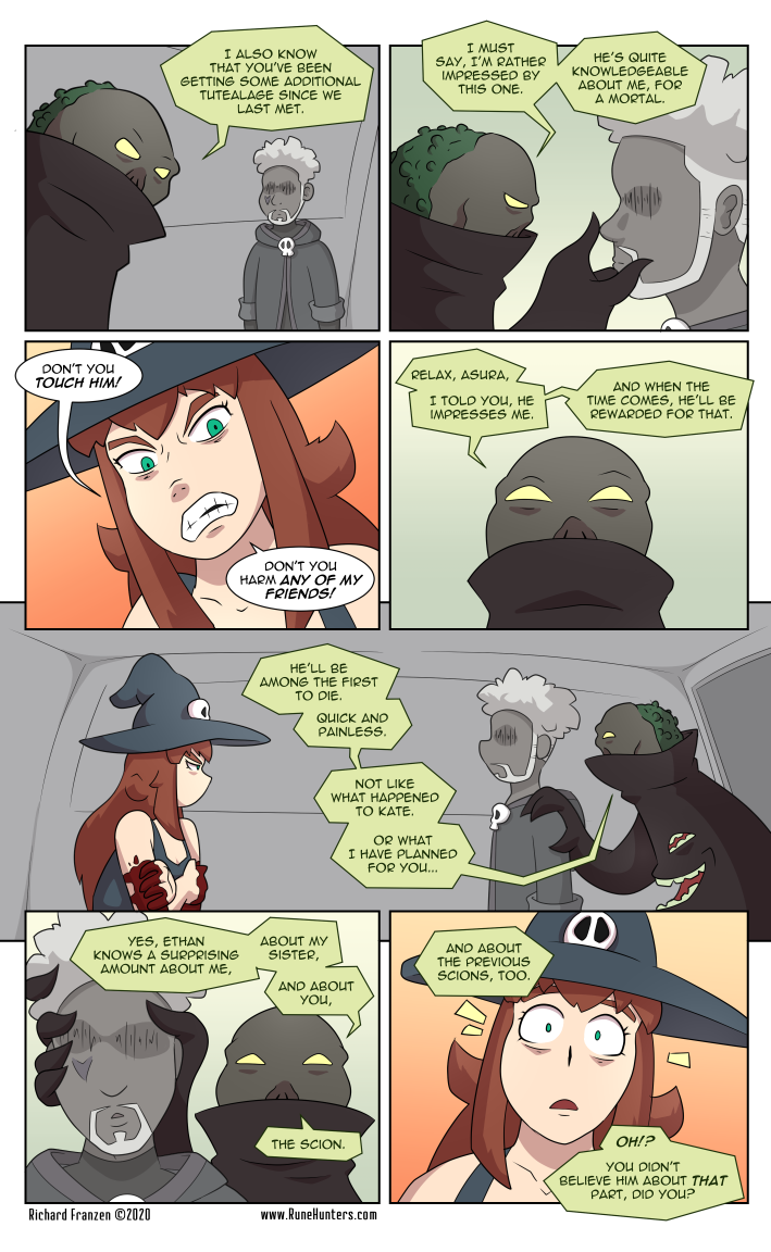 Rune Hunters – Chapter 21 Page 7