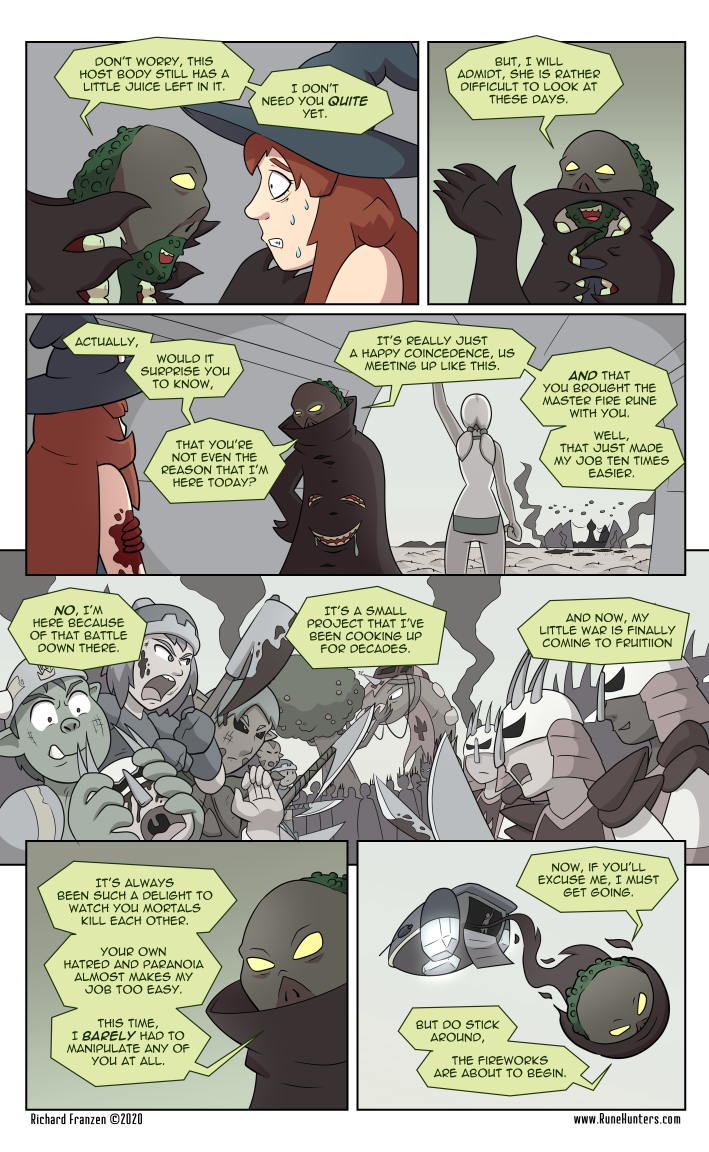 Rune Hunters – Chapter 21 Page 9