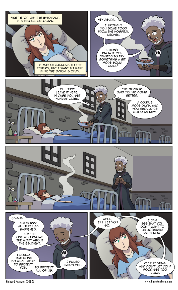 Rune Hunters – Chapter 23 Page 2