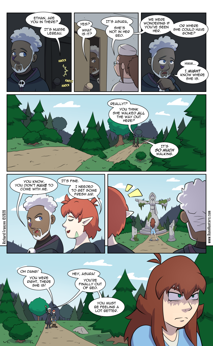 Rune Hunters – Chapter 23 Page 6