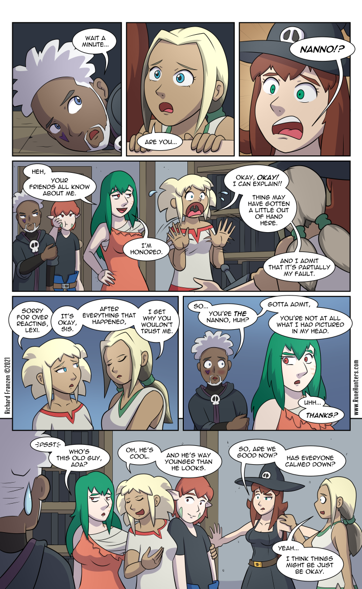 Rune Hunters – Chapter 23 Page 15