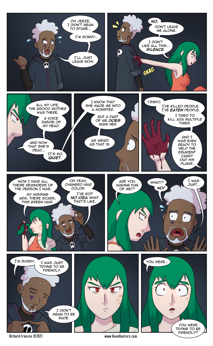 Rune Hunters – Chapter 24 Page 5