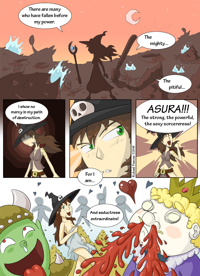 Rune Hunters – Chapter 1 Page 1
