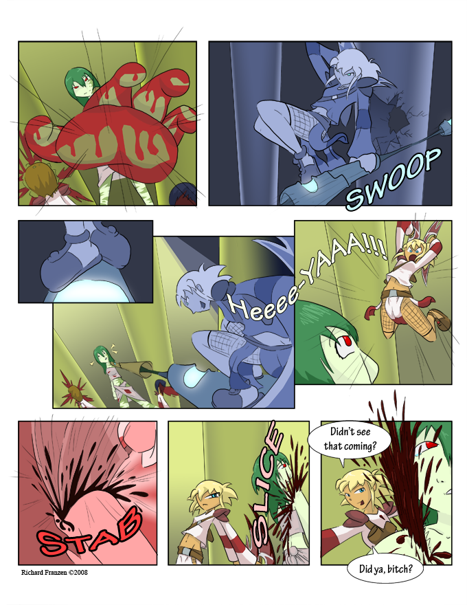 Rune Hunters – Chapter 1 Page 10