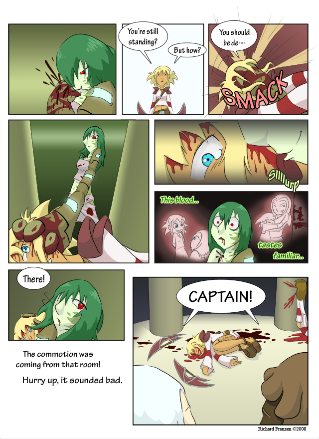 Rune Hunters – Chapter 1 Page 11